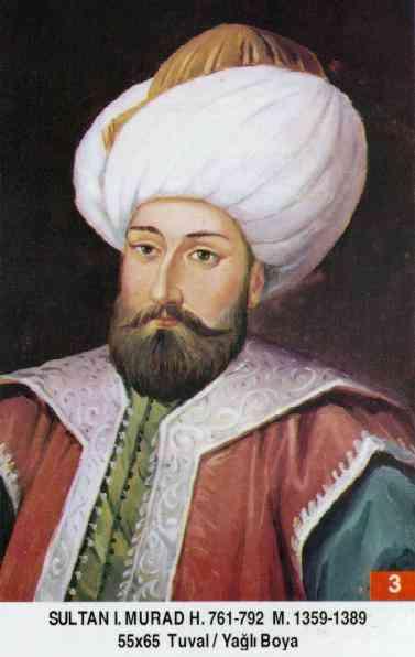 Orhan Gazi Kimdir hayatı ve çalışmaları (1326 – 1359)