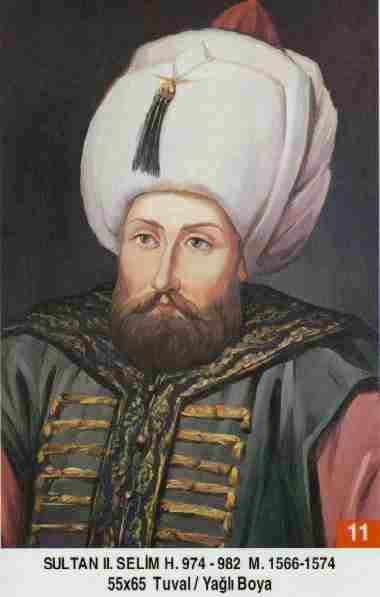 Kanuni Sultan S�leyman'dan Sonra Kim Padi�ah Oldu Sultan Suleymandan Sonraki Padi�ah
