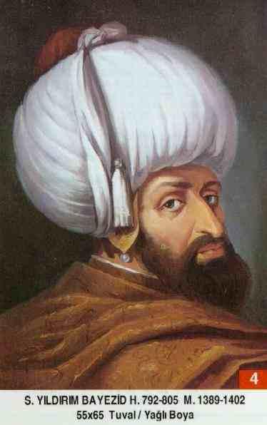 Osmanlı Padişahlarının Kronolojik Sıralaması